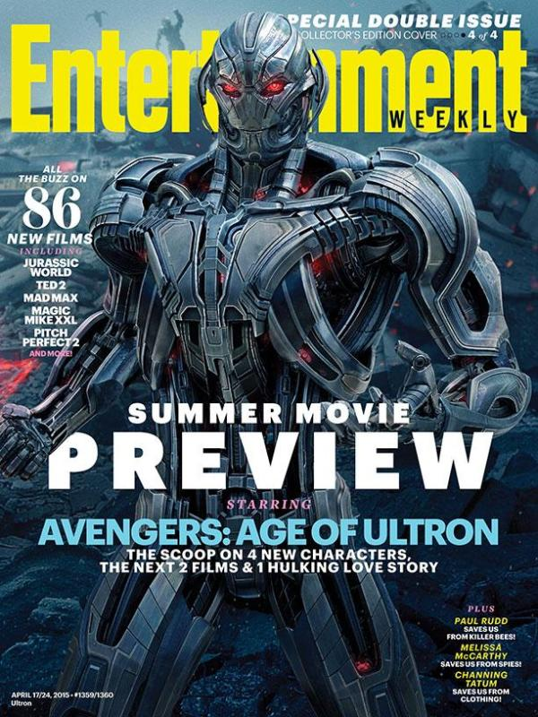 Avengers: Age of Ultron - Cover 1