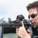 Benicio del Toro en Primera Imagen de 'Sicario' de Denis Villeneuve