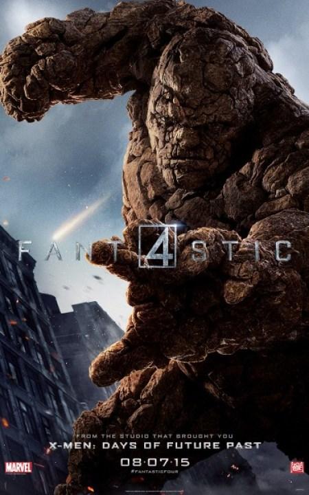 Fantastic Four - Póster 4