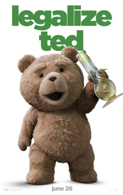 Ted 2 - Póster