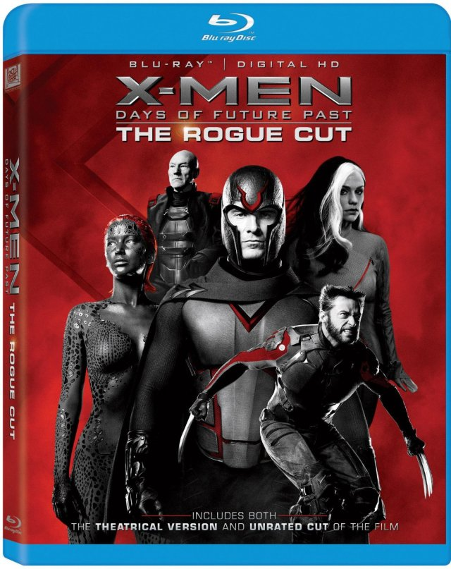 X-Men: Days of Future Past - The Rogue Cut - Blu-Ray