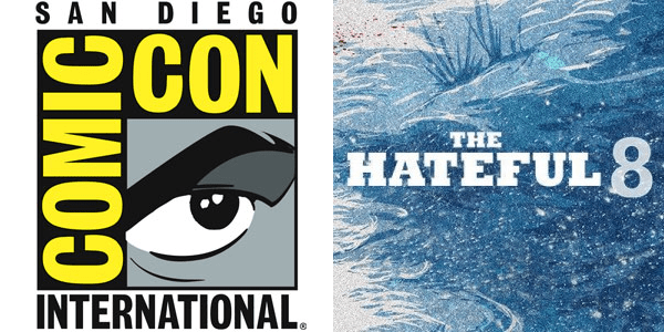 Comic-Con - The Hateful Eight