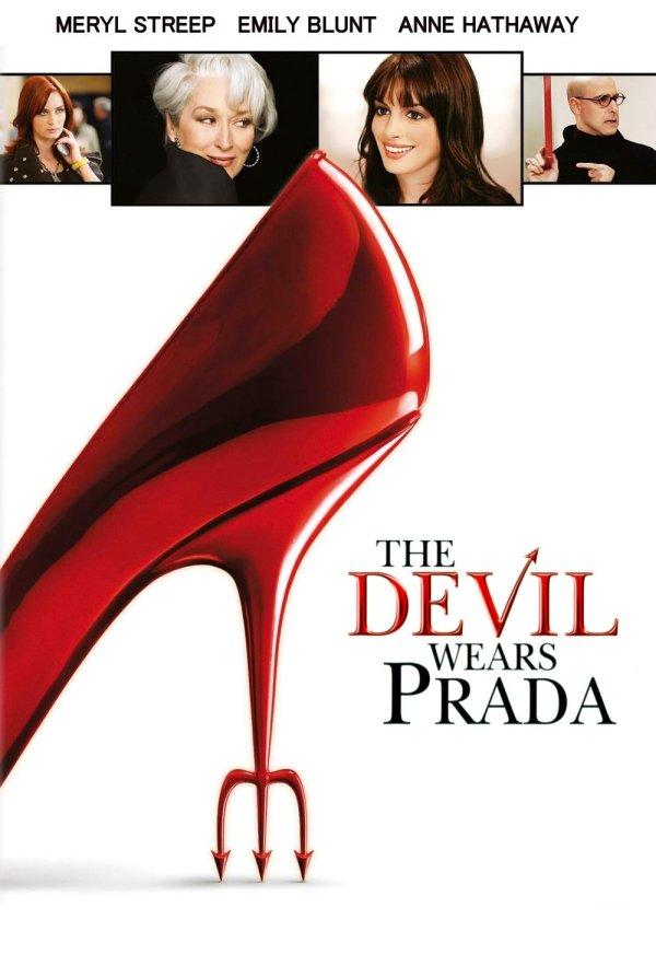 The Devil Wears Prada - Pósster