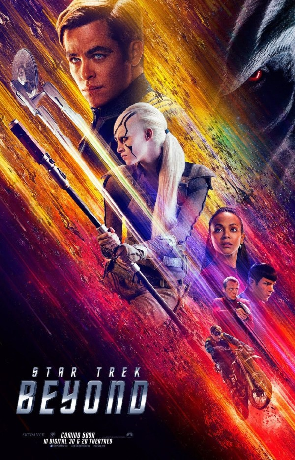 Star Trek Beyond - Póster