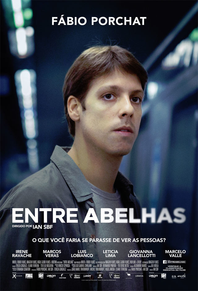 Poster do filme Abelhas Selvagens