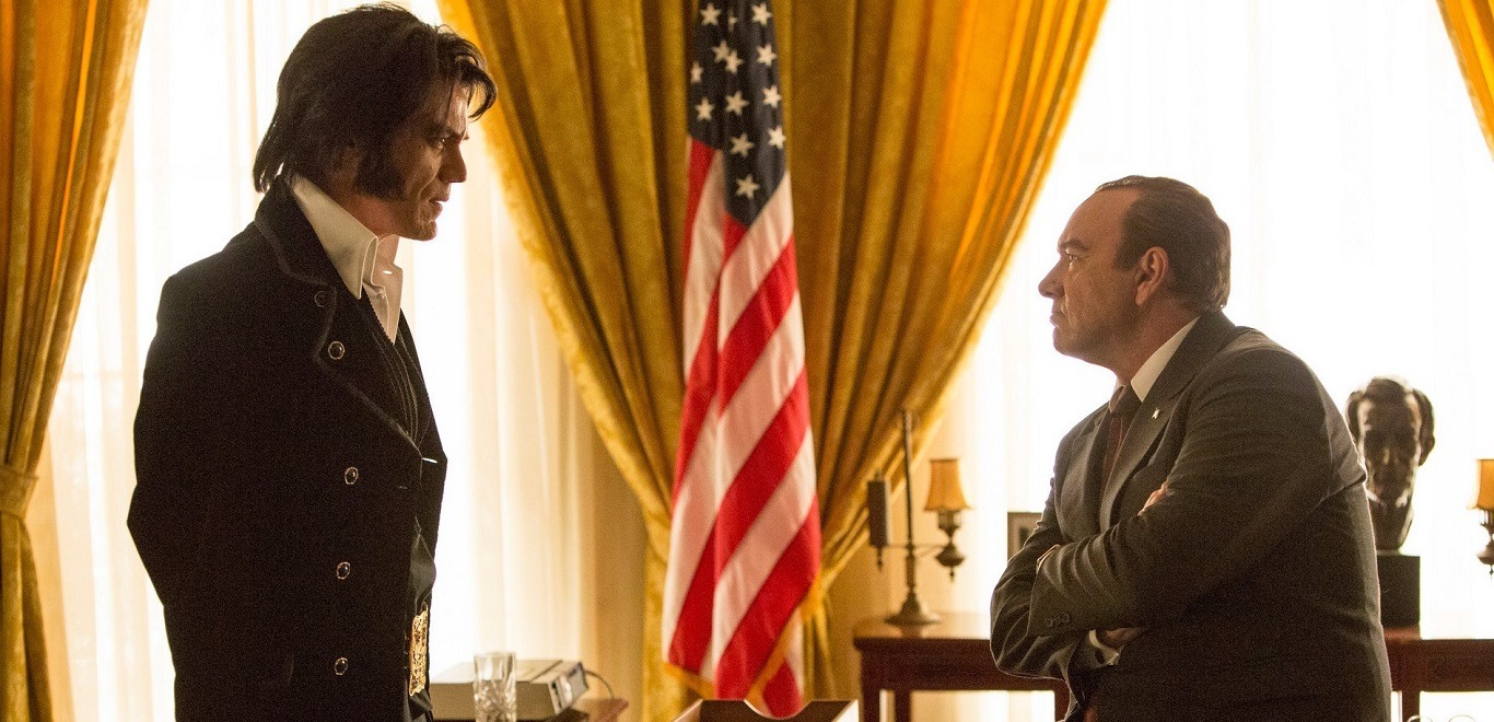 Elvis & Nixon 2016 (Interview)