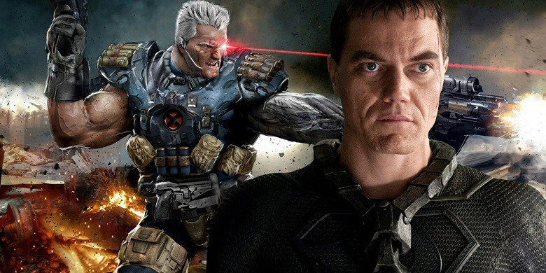 Michael Shannon Cable (Превью)