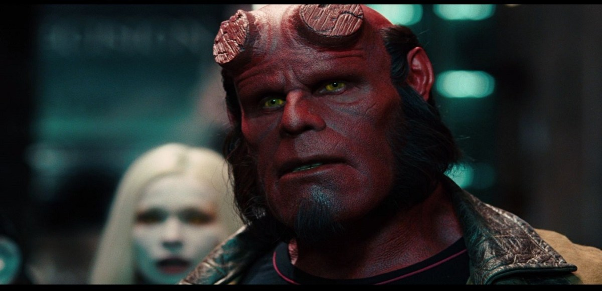 Hellboy II The Golden Army 2008 Хеллбой