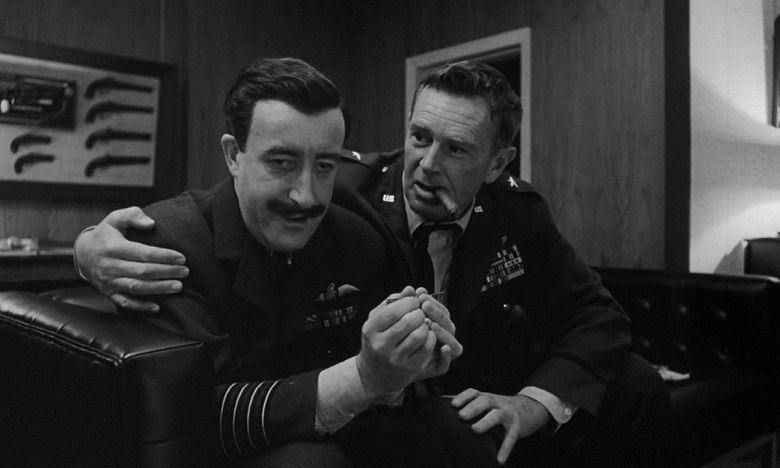 Dr. Strangelove or How I Learned to Stop Worrying and Love the Bomb 1964