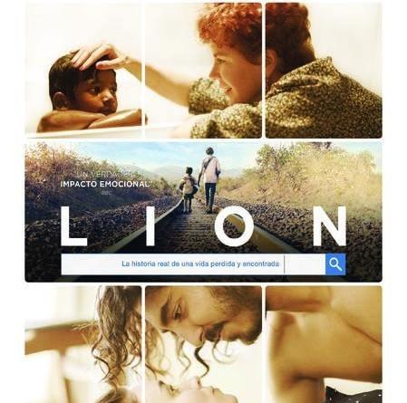 Lion en Dvd