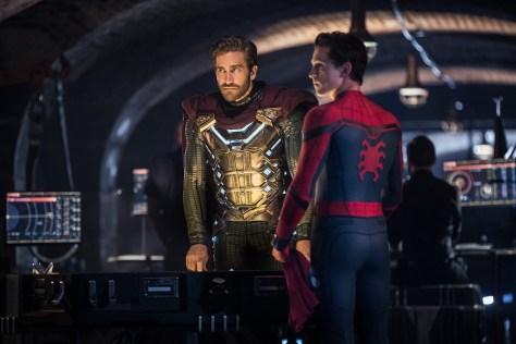 Tom Holland & Jake Gyllenhaal in Spider-Man Far from Home recensie op Telenet Play More