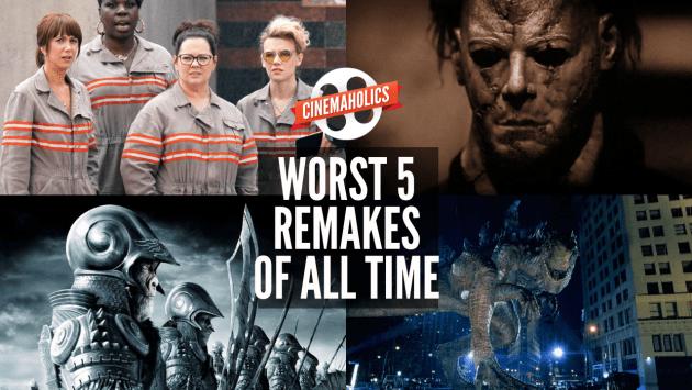 worst 5 remakes