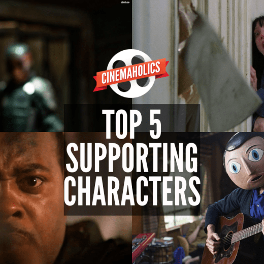 top 5 supporting characters