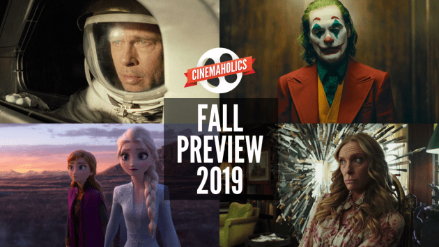 After recapping the summer movie season and discussing 2019's best films thus far, Jon and Will dive into a full preview of what's coming out this fall, including their most anticipated films, a few dark horses, and even some flicks they've already seen ahead of time.