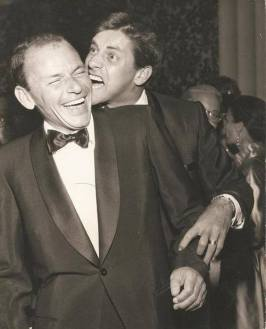 Frank Sinatra e Jerry Lewis