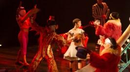 Mondi Lontani, Cirque du Soleil 10