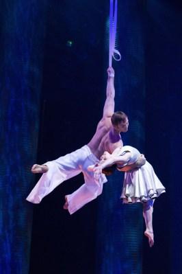Mondi Lontani, Cirque du Soleil 4