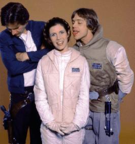 Dietro le quinte di Star Wars 14