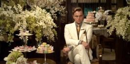 Leonardo DiCaprio è Jay Gatsby in Il Grande Gatsby