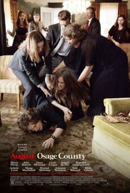I segreti di Osage County Locandina