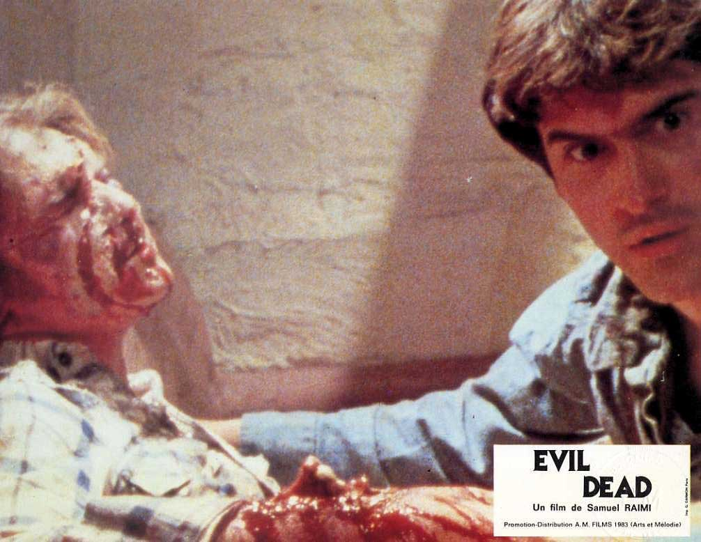 The Evil Dead 1981
