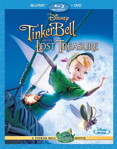 Blu-ray Quick Take: Tinker Bell and the Lost Treasure