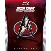 Blu-ray Review: Star Trek: The Next Generation - Season One