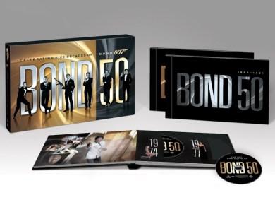 Bond-50-box-display