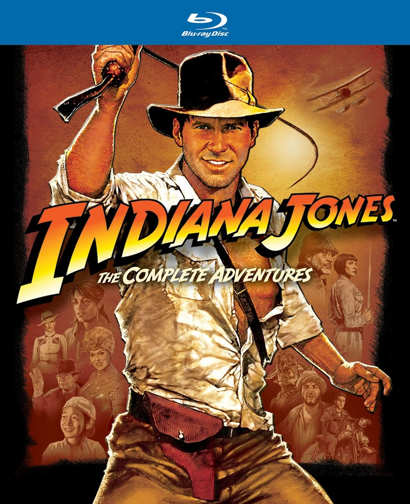 Cool News of the Day: INDIANA JONES: The Complete Adventures Special Features Revealed