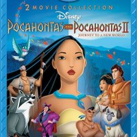 Blu-ray Review: Pocahontas and Pocahontas II: Journey to a New World