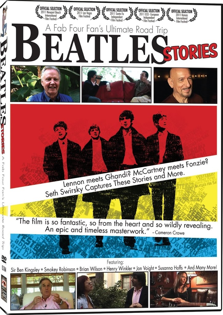 DVD Review: Beatles Stories