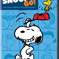 DVD Review: Happiness is… Peanuts: Go Snoopy Go!