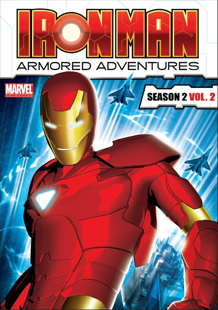 DVD Review: Iron Man: Armored Adventures - Season 2, Vol. 2