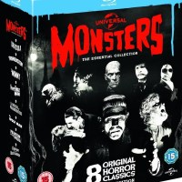 Blu-ray Review: Universal Monsters – The Essential Collection [UK Edition]