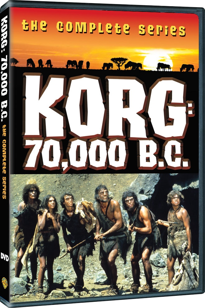 DVD Review: Korg: 70,000 B.C.