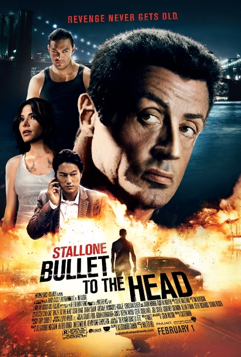 Movie Review: Bullet to the Head - Sylvester Stallone in ...