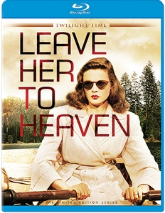Blu-ray Review: Leave Her to Heaven - Twilight Time Limited Edition