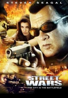 Heads Up, Steven Seagal Fans - Street Wars Hits Redbox June 3, 2014