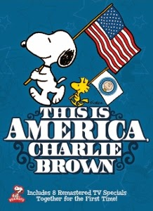 DVD Review: This is America, Charlie Brown