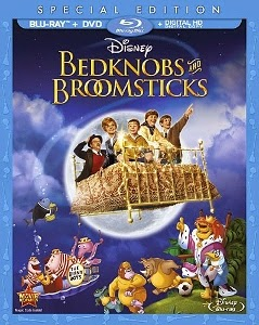 Blu-ray Review: Bedknobs and Broomsticks