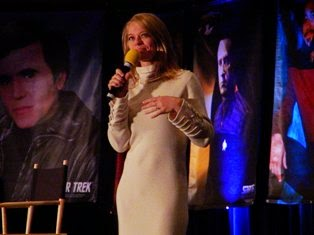 Star Trek Con Day 2 - Jeri Ryan, John Billingsley, and Walter Koenig