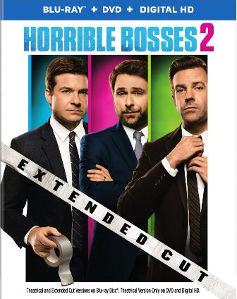 Horrible Bosses 2 blu-ray cover