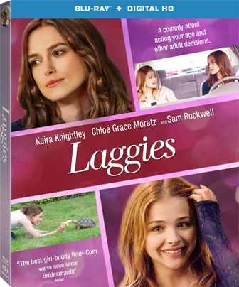 Laggies Blu-ray cover