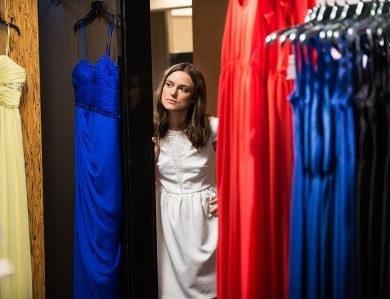 Laggies Keira Knightley dress