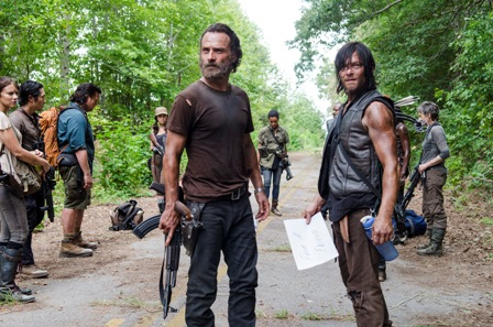 TWD Rick and Daryl