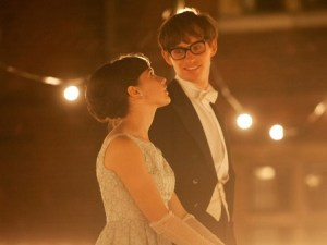 Theory of Everything Redmayne Jones