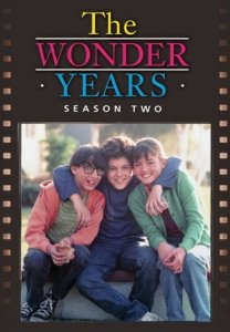 Wonder Years S2 DVD