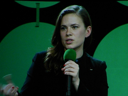 Hayley Atwell ECCC 2015