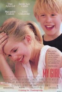 My Girl movie poster r