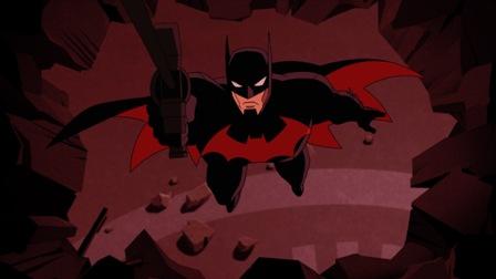Batman Unlimited Animal Instincts Batman
